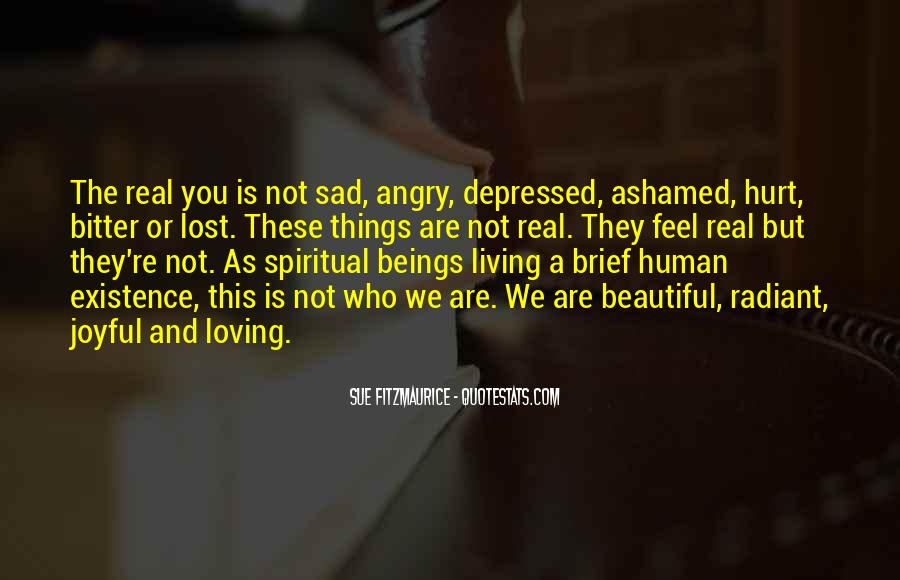 Quotes About Anger And Depression #1327985