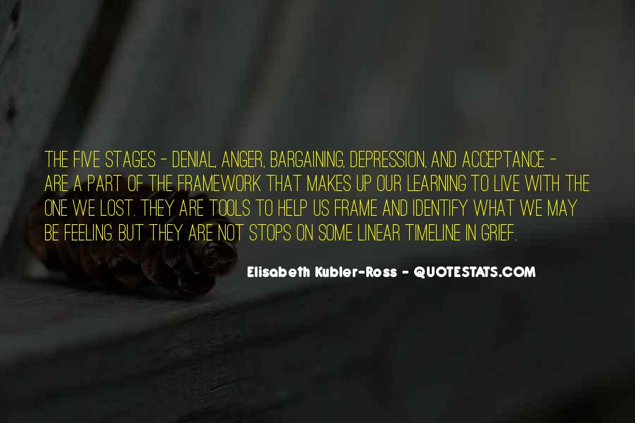 Quotes About Anger And Depression #1333137