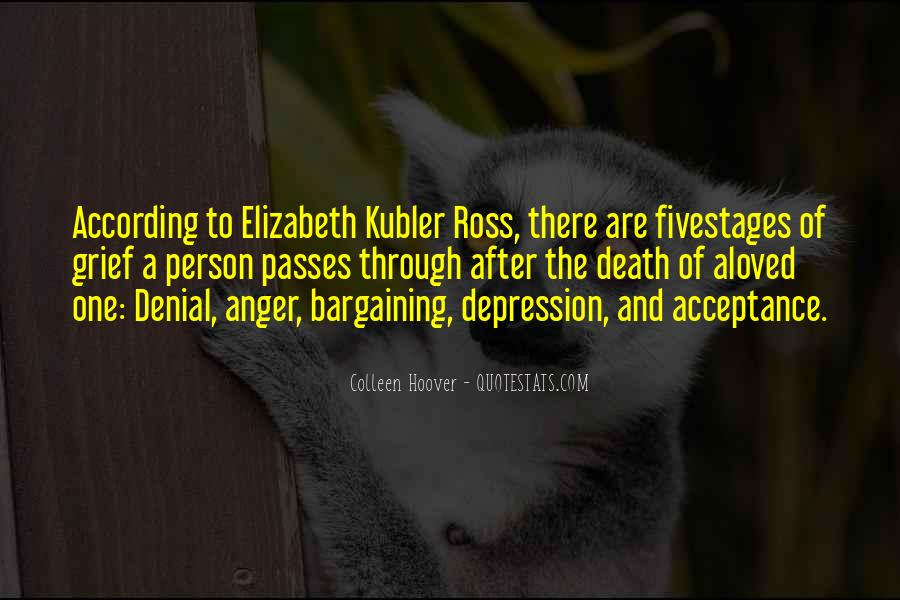 Quotes About Anger And Depression #178741