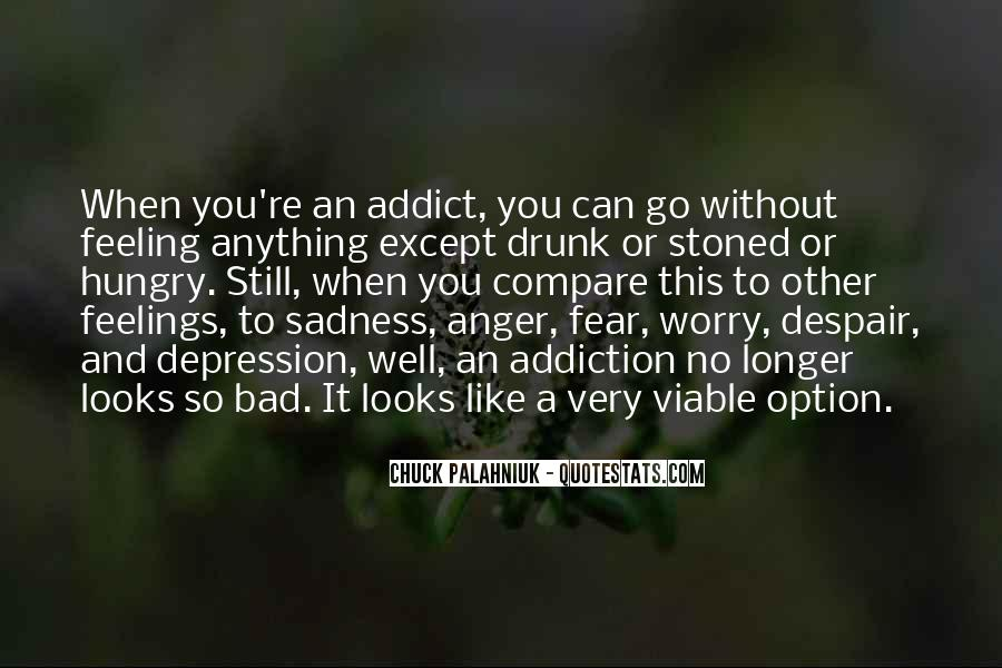 Quotes About Anger And Depression #1810708