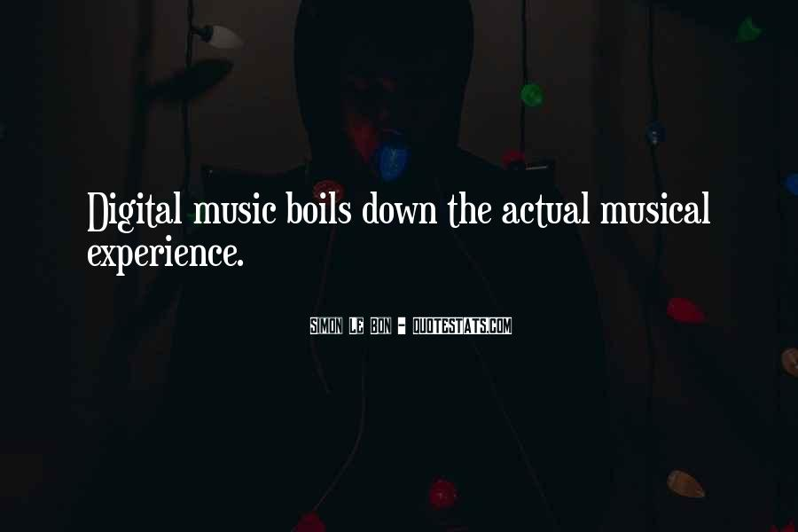 Top 40 Quotes About Digital Music Famous Quotes Sayings About Digital Music