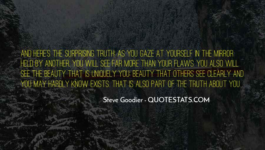 Quotes About Seeing Yourself In The Mirror #674259