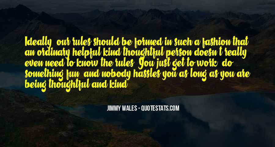 Quotes About Being Kind And Helpful #1479218