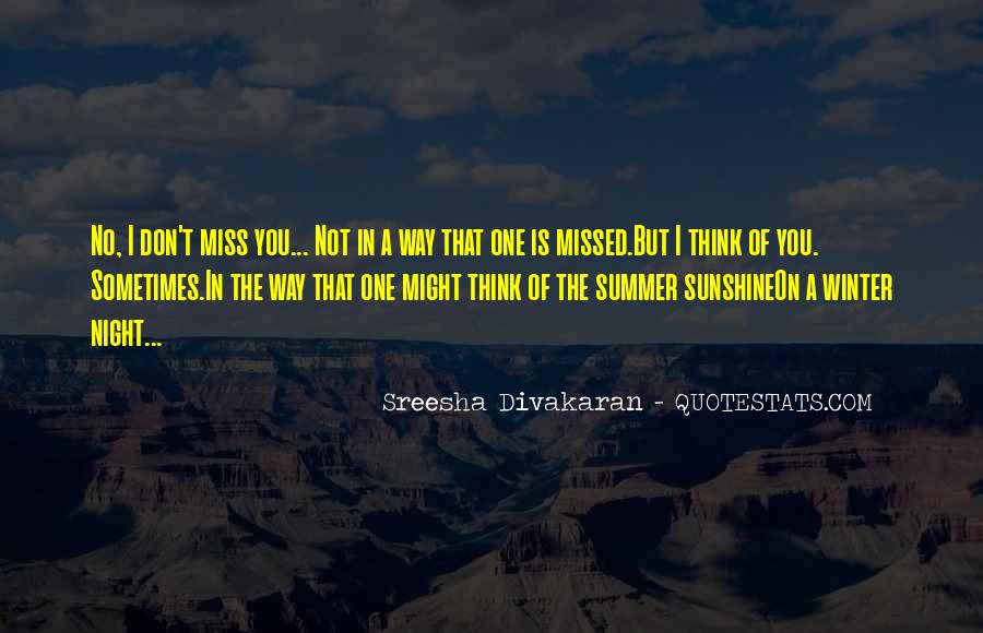 Quotes About Someone That You Miss #125603