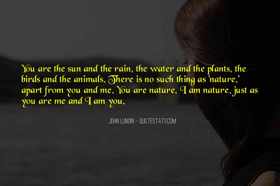 Quotes About Plants And Nature #1070102