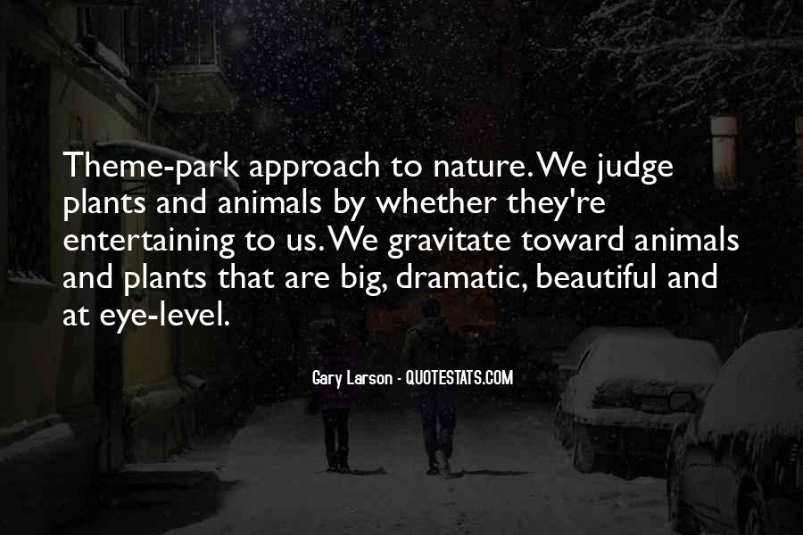 Quotes About Plants And Nature #1504667