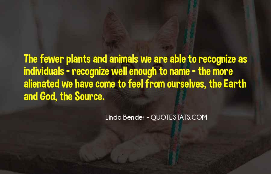 Quotes About Plants And Nature #1642638