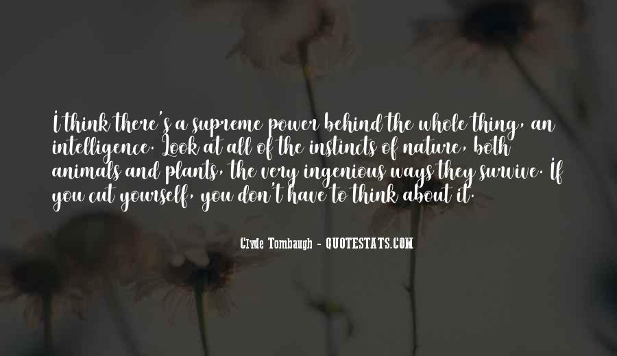 Quotes About Plants And Nature #1688429