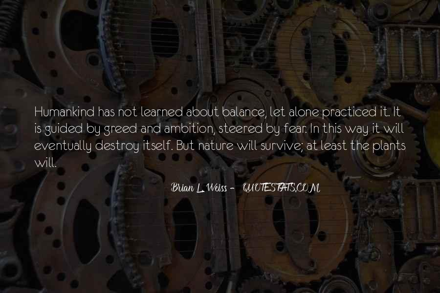 Quotes About Plants And Nature #1701963