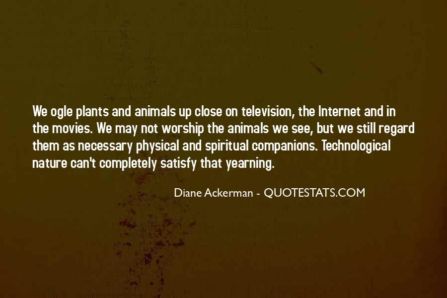 Quotes About Plants And Nature #1768329