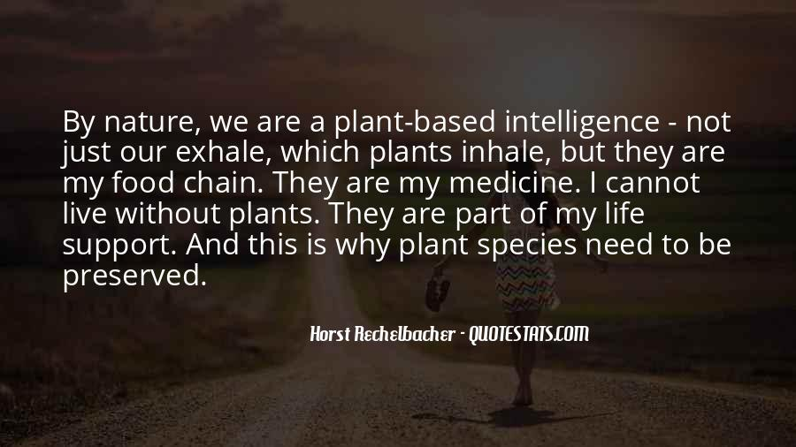 Quotes About Plants And Nature #1809475