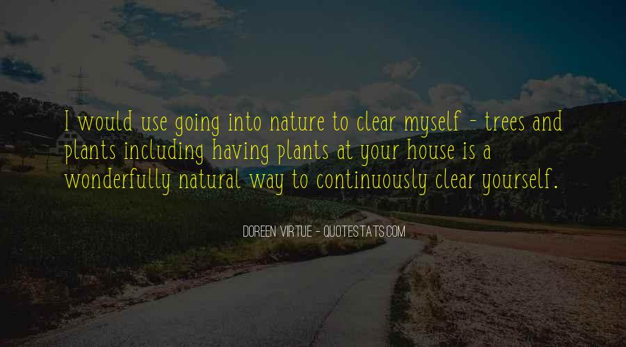 Quotes About Plants And Nature #190552