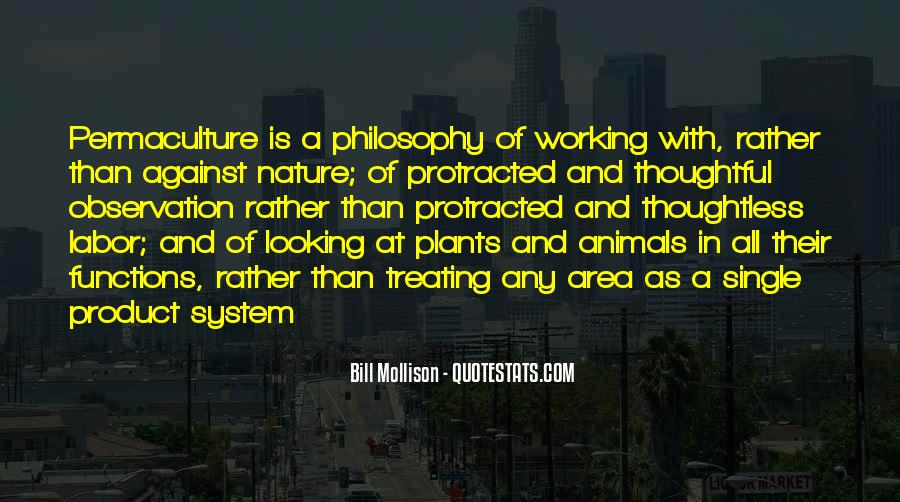 Quotes About Plants And Nature #34764