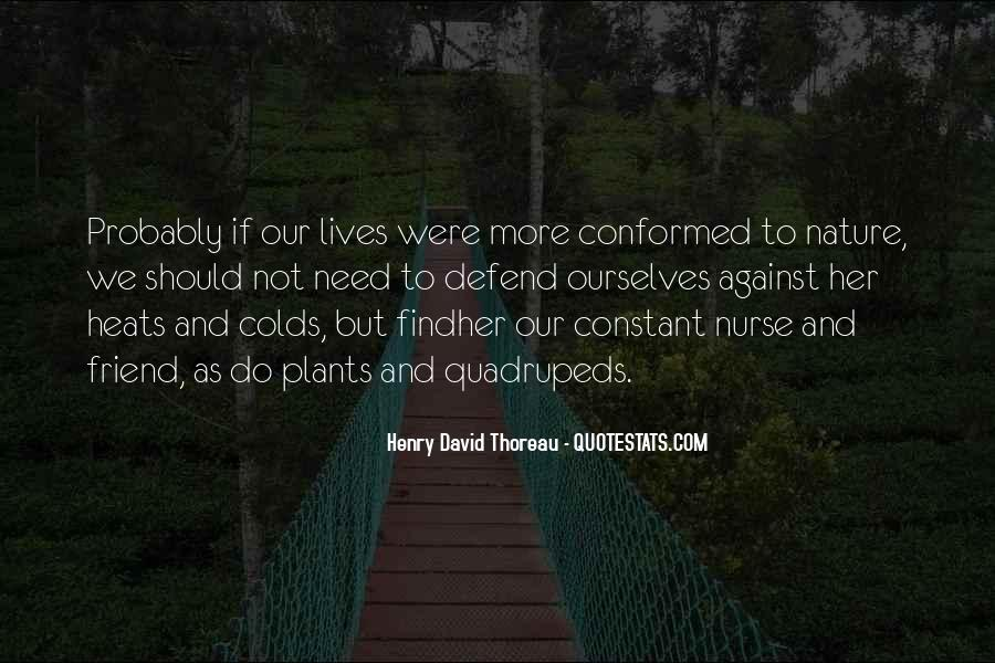 Quotes About Plants And Nature #769953