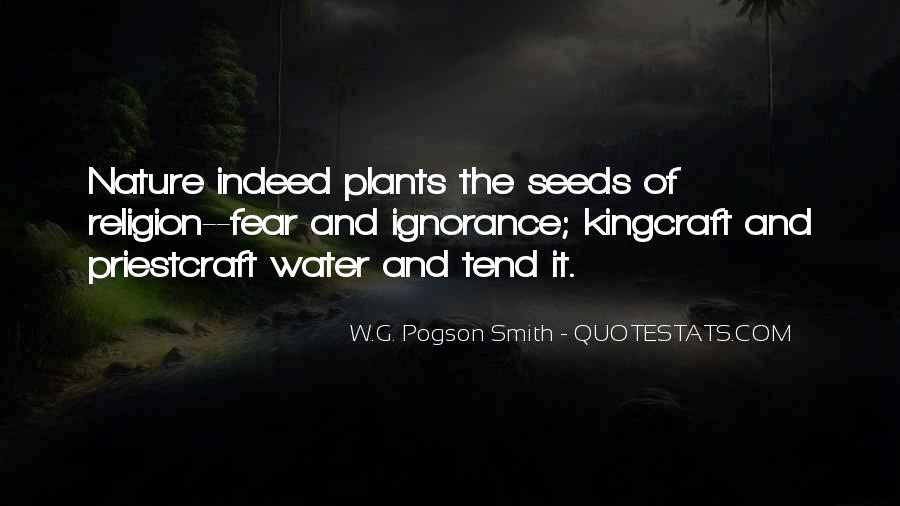 Quotes About Plants And Nature #85281