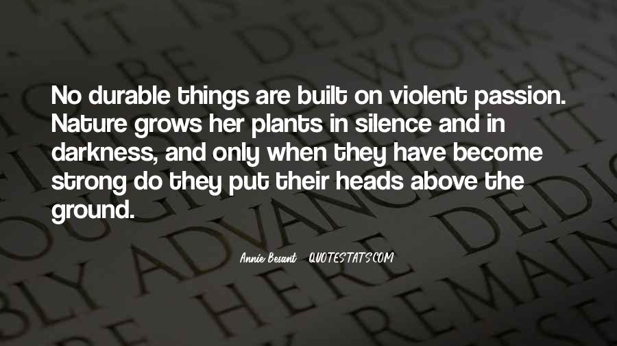 Quotes About Plants And Nature #937569