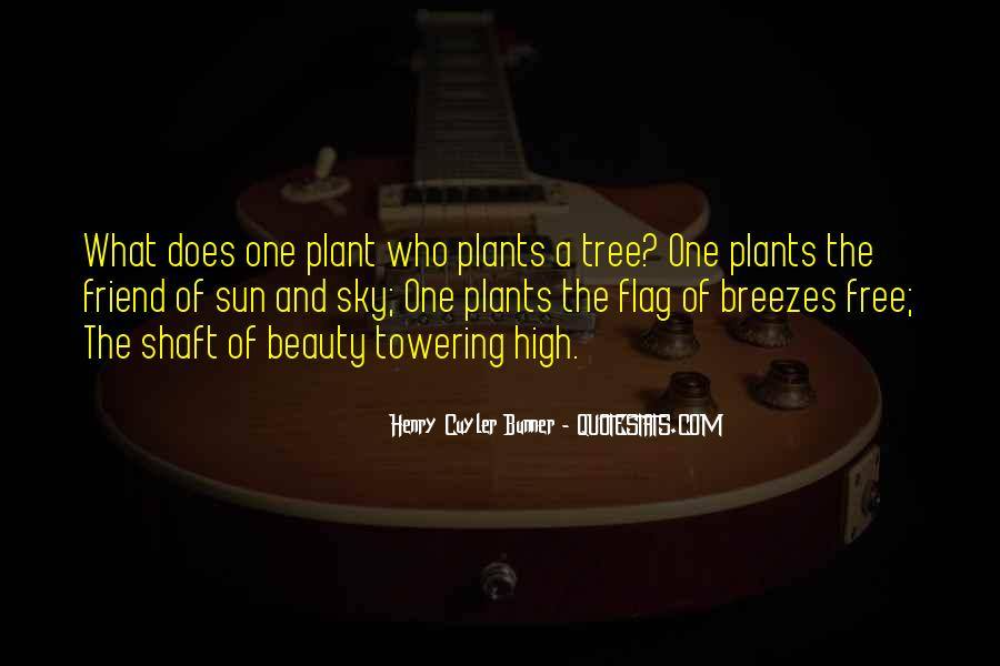 Quotes About Plants And Nature #965930