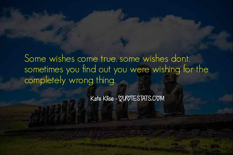 Quotes About Wishing Someone Was There For You #35488
