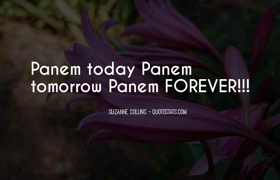 Quotes About Panem #1370586