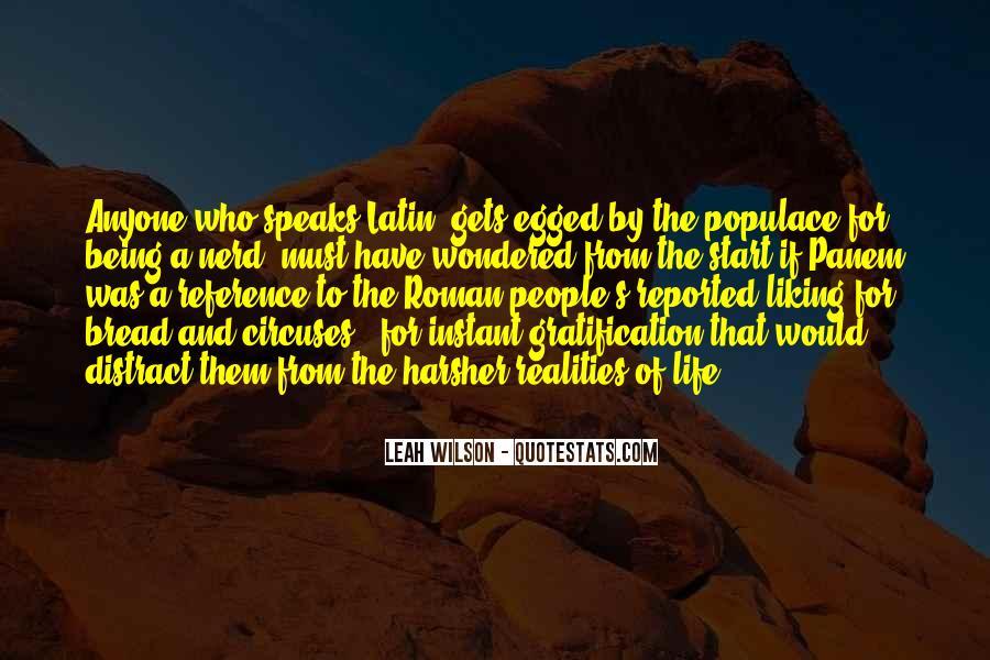 Quotes About Panem #1472057