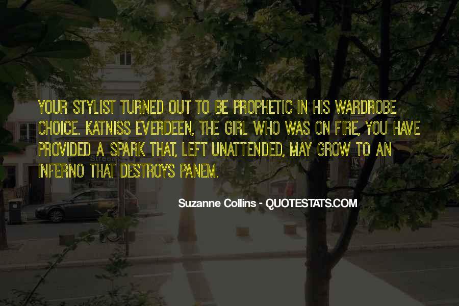 Quotes About Panem #526831