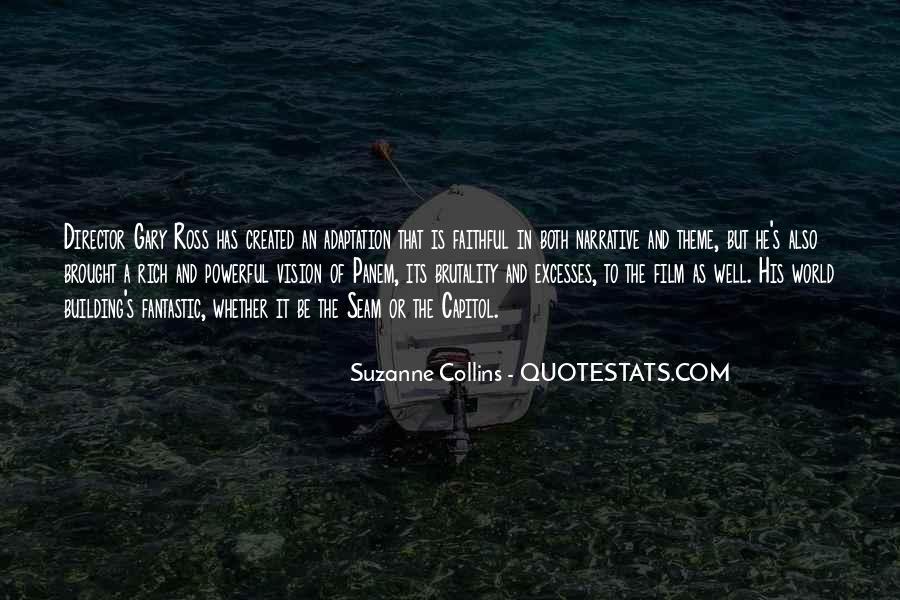 Quotes About Panem #650434
