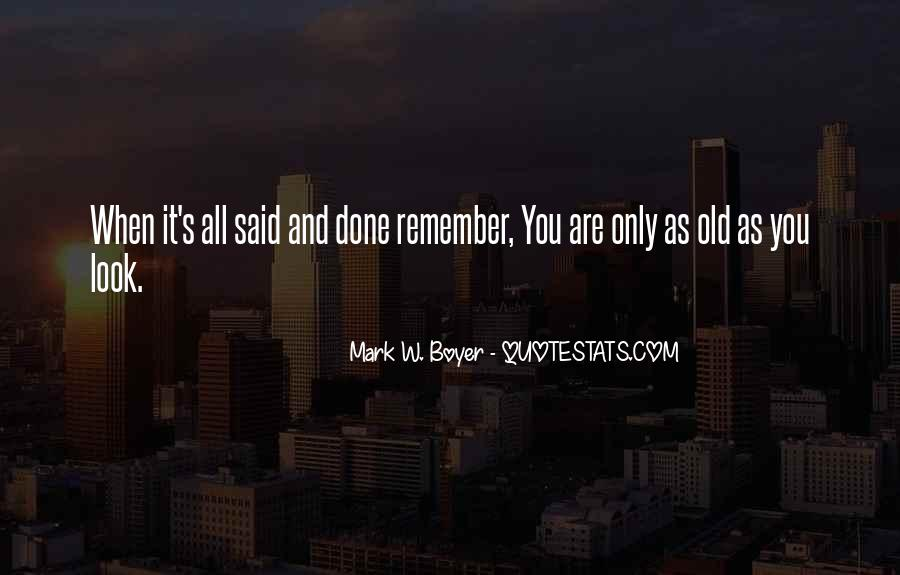 Quotes About Ageing Well #100367