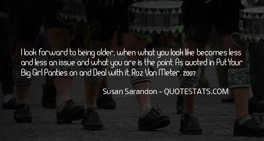 Quotes About Ageing Well #307975