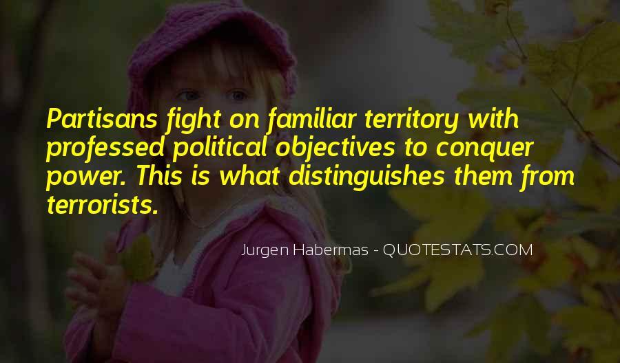 Quotes About Partisans #1165410
