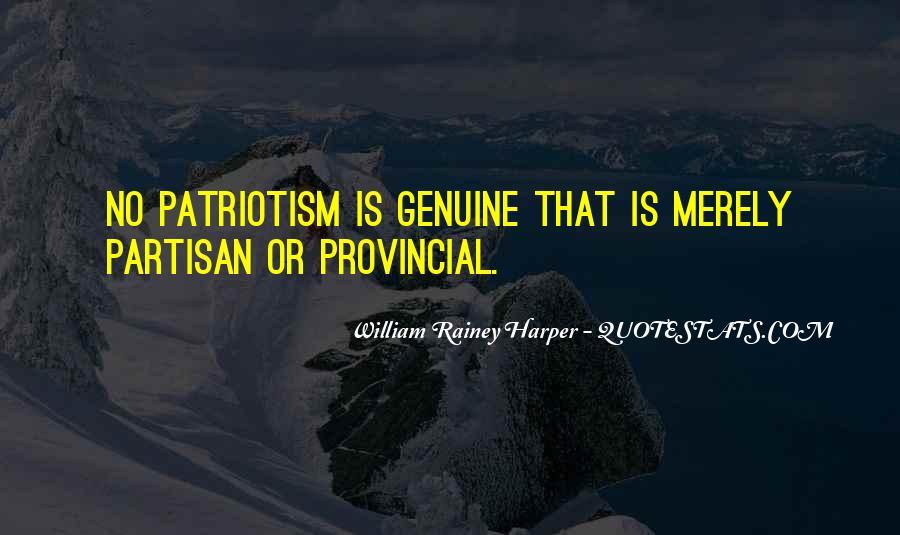 Quotes About Partisans #1195548