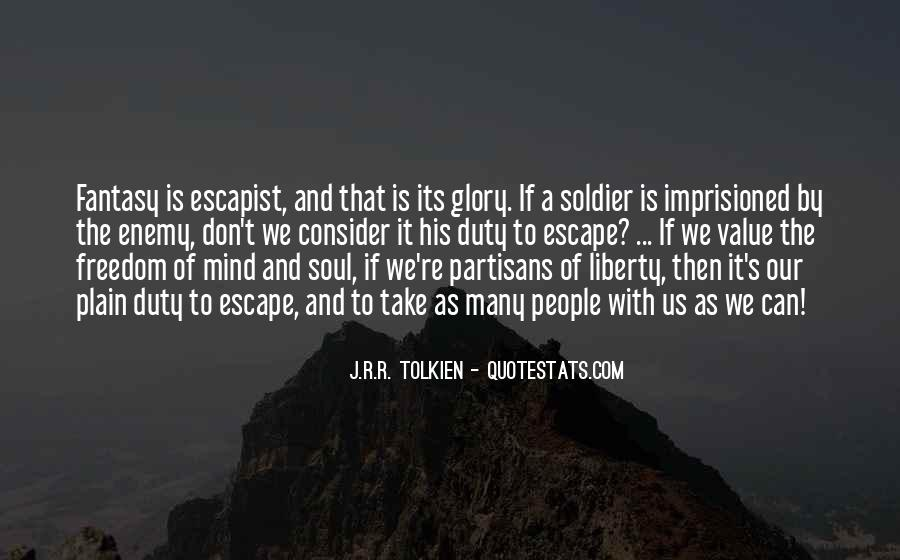 Quotes About Partisans #1366829
