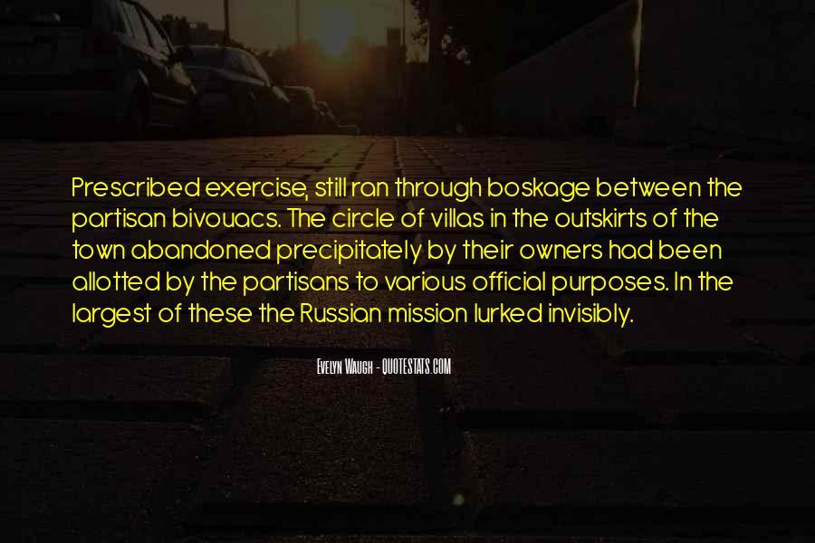 Quotes About Partisans #1684200