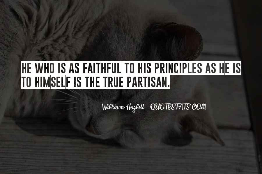 Quotes About Partisans #319421