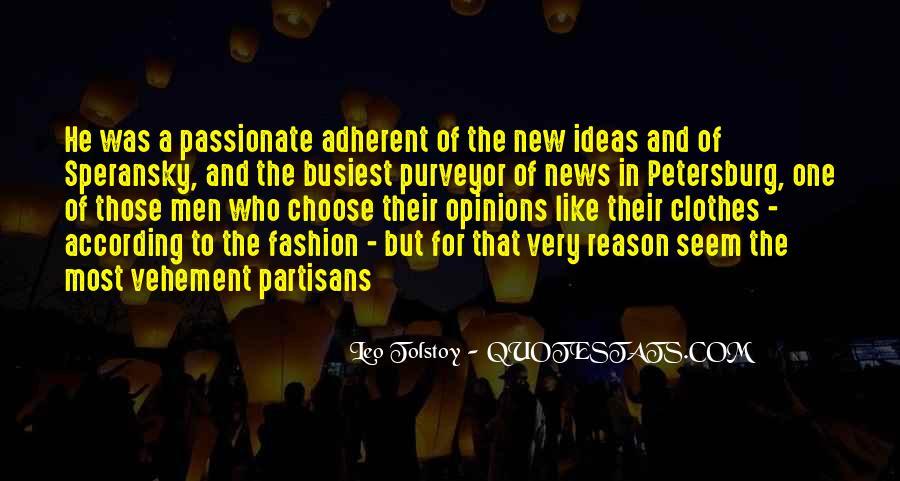 Quotes About Partisans #585694