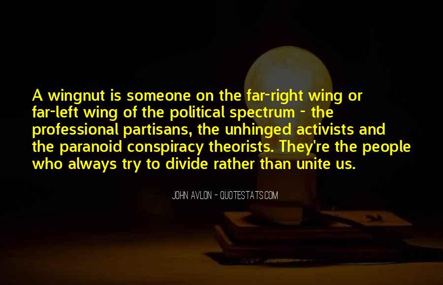 Quotes About Partisans #742782