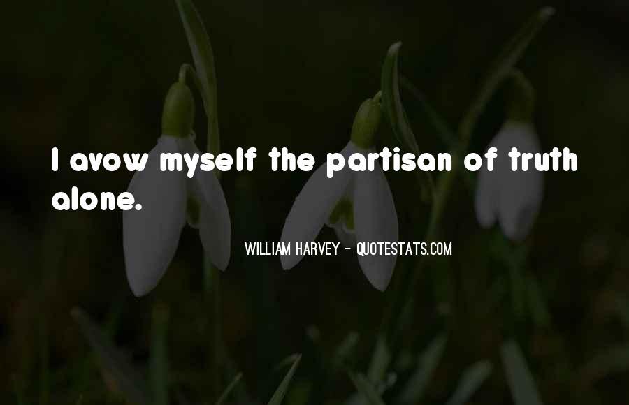 Quotes About Partisans #901807