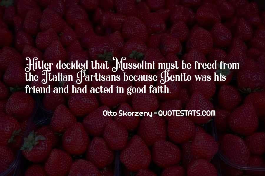 Quotes About Partisans #952431