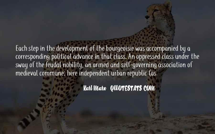 Quotes About Self Governing #1682068