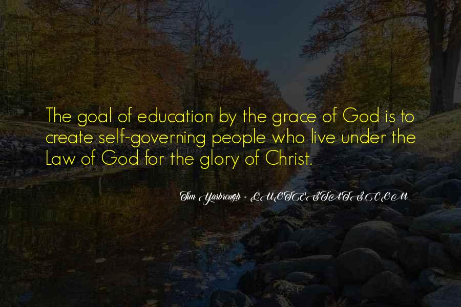 Quotes About Self Governing #186419