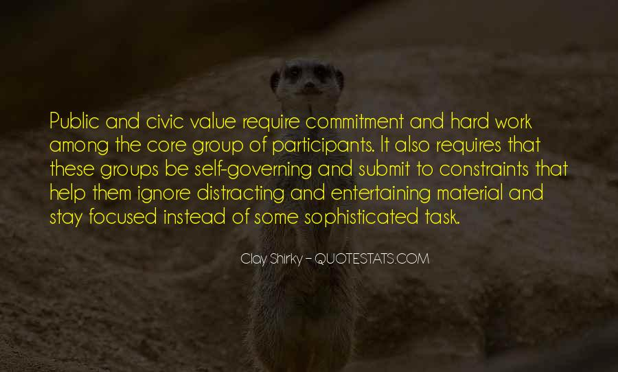 Quotes About Self Governing #419449