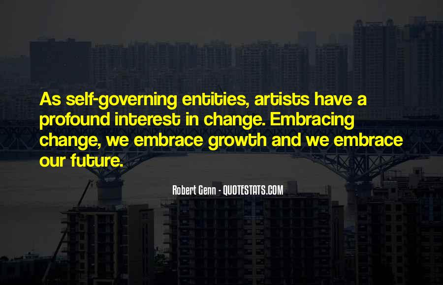 Quotes About Self Governing #799897
