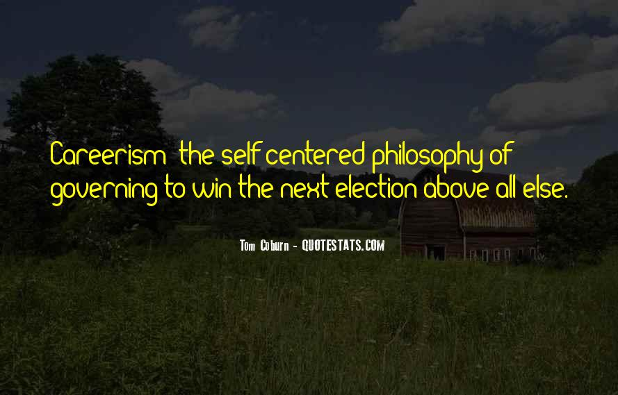 Quotes About Self Governing #811821