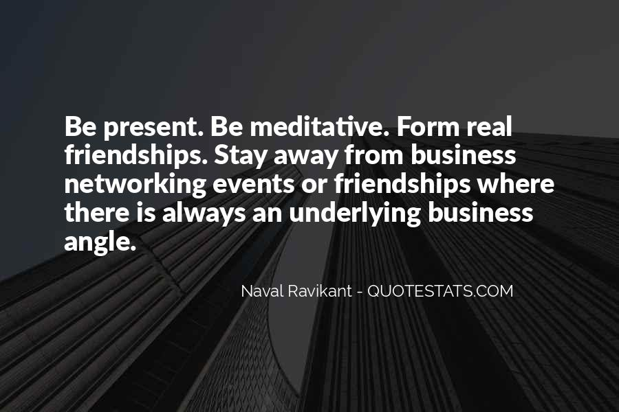 Quotes About Networking Events #1475348
