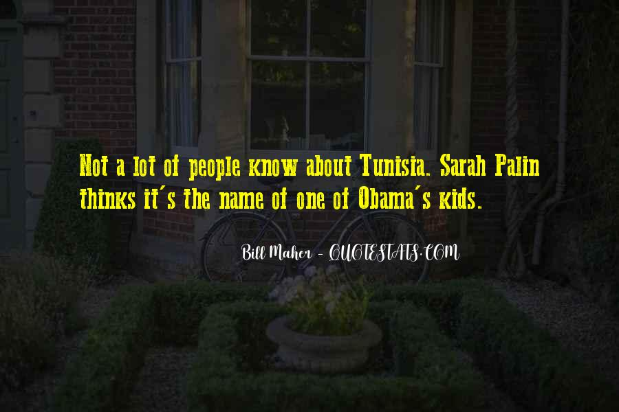 Quotes About Palin Obama #1025011