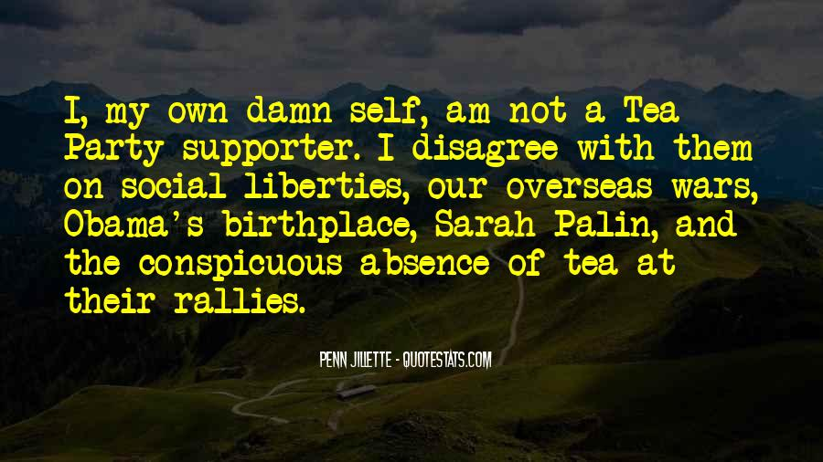 Quotes About Palin Obama #259355