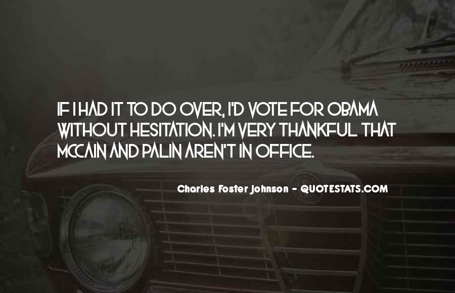 Quotes About Palin Obama #366558