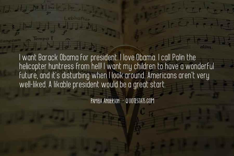 Quotes About Palin Obama #952474