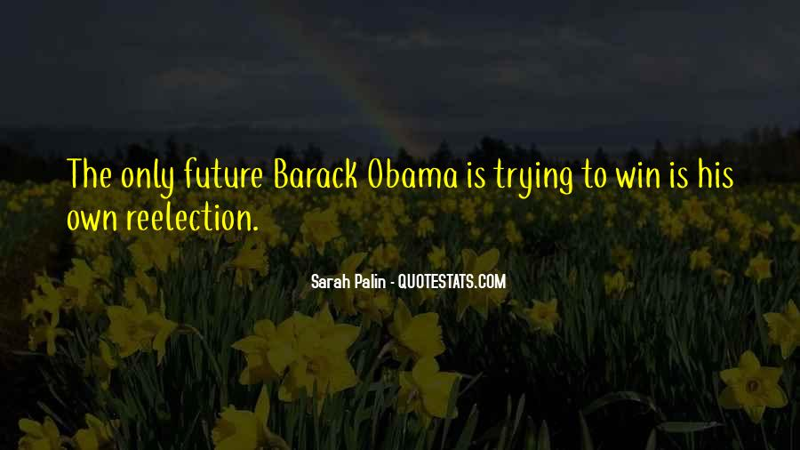 Quotes About Palin Obama #954301