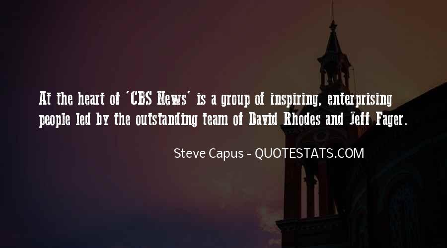 Quotes About Inspiring A Team #1806077