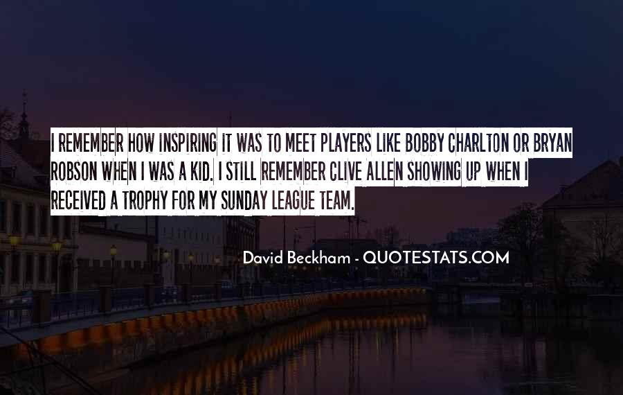 Quotes About Inspiring A Team #646833